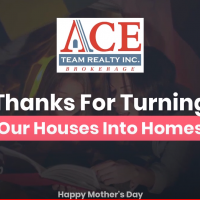 Thanks for Turning Our Houses into Homes
