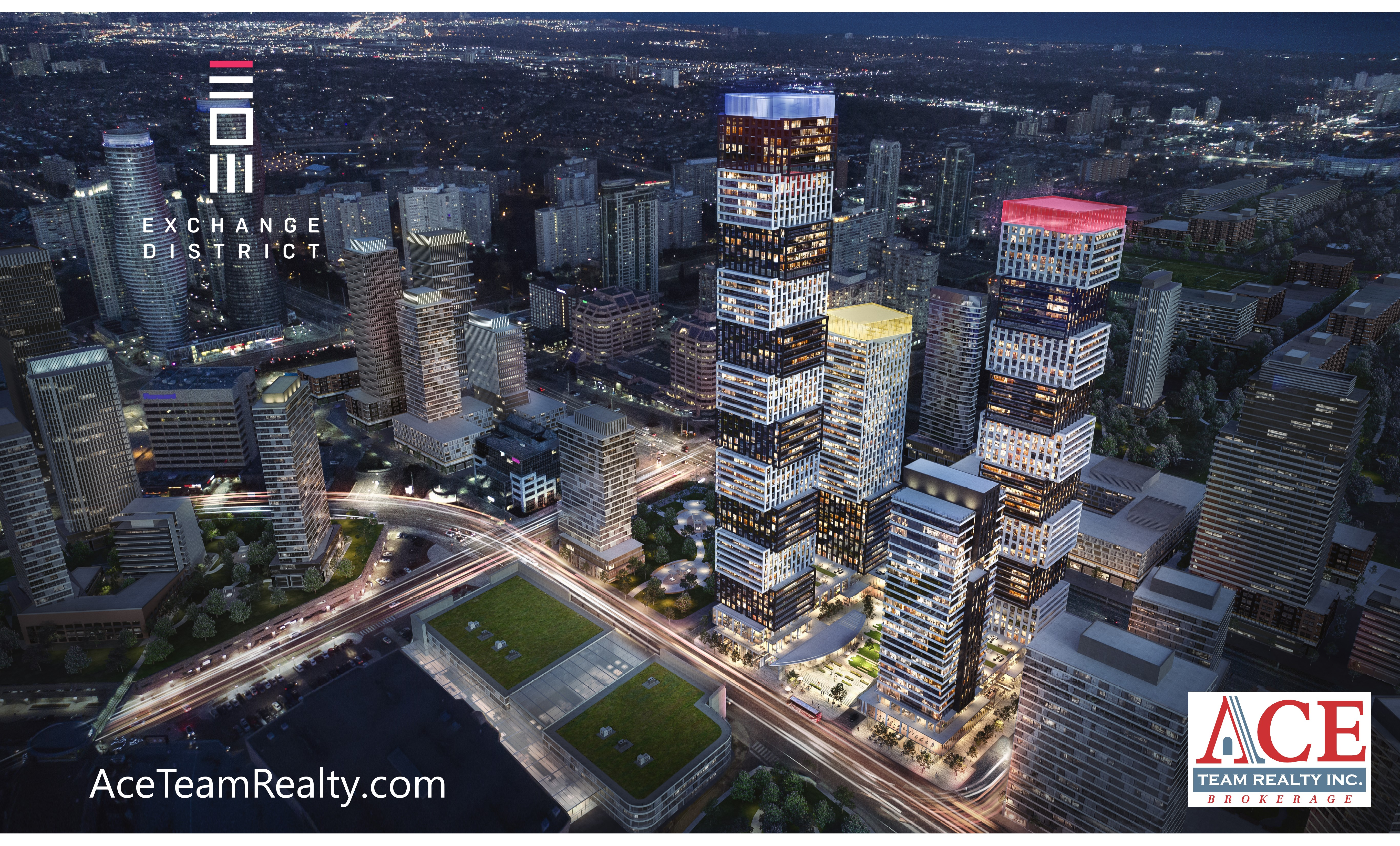 Coming Soon to Mississauga Square One area, register now to get Platinum VIP Access